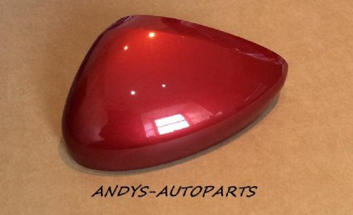 PEUGEOT RCZ 2010 ONWARDS WING MIRROR COVER L/H OR R/H WICKED RED